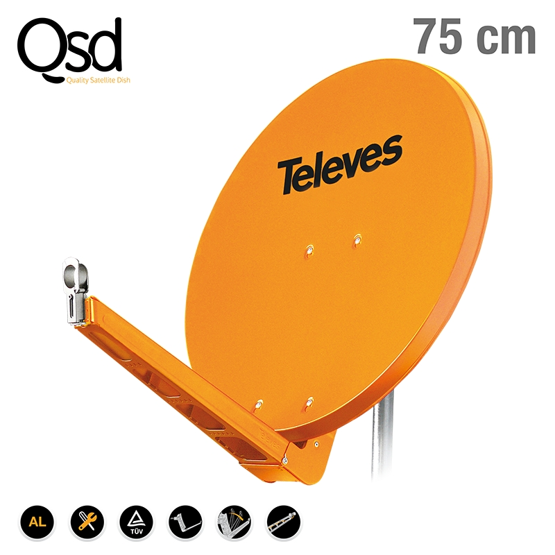 satellite-televes